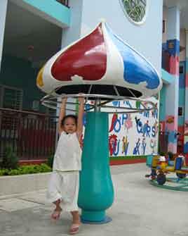 Bộ vận đông giúp trẻ tăng chiều cao
