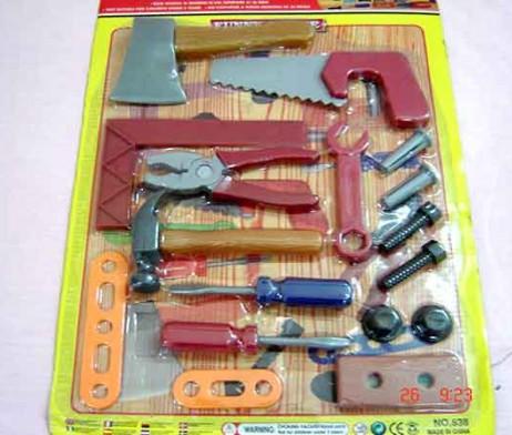 Bộ đồ chơi trong lớp trẻ em