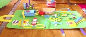 Hình ảnh đồ chơi tự tạo mầm non