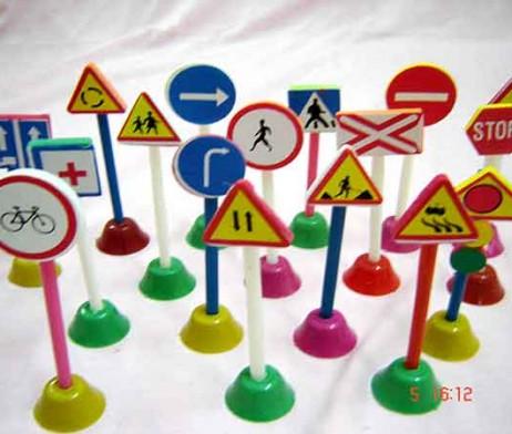 Bộ biển báo giao thông