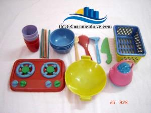 Dụng cụ nấu ăn gia đình