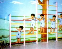 Thang leo thể dục trong phòng