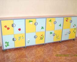 Tủ giỏ dép 16 ngăn