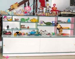 Tủ để chiếu gối đồ chơi