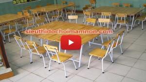 Bàn ghế mầm non mẫu giáo - bàn ghế nhựa nhập khẩu, giá rẻ tại tphcm