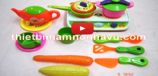 Đồ chơi trong lớp mầm non - đồ dùng đồ chơi theo thông tư 02