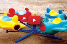 Đồ chơi ngoài trời trướng mầm non - đồ chơi đu quay cung cấp đồ chơi đu quay