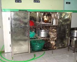 Tủ đựng dụng cụ nhà bếp